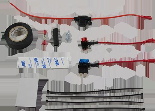Probably Overkill Installation Kit